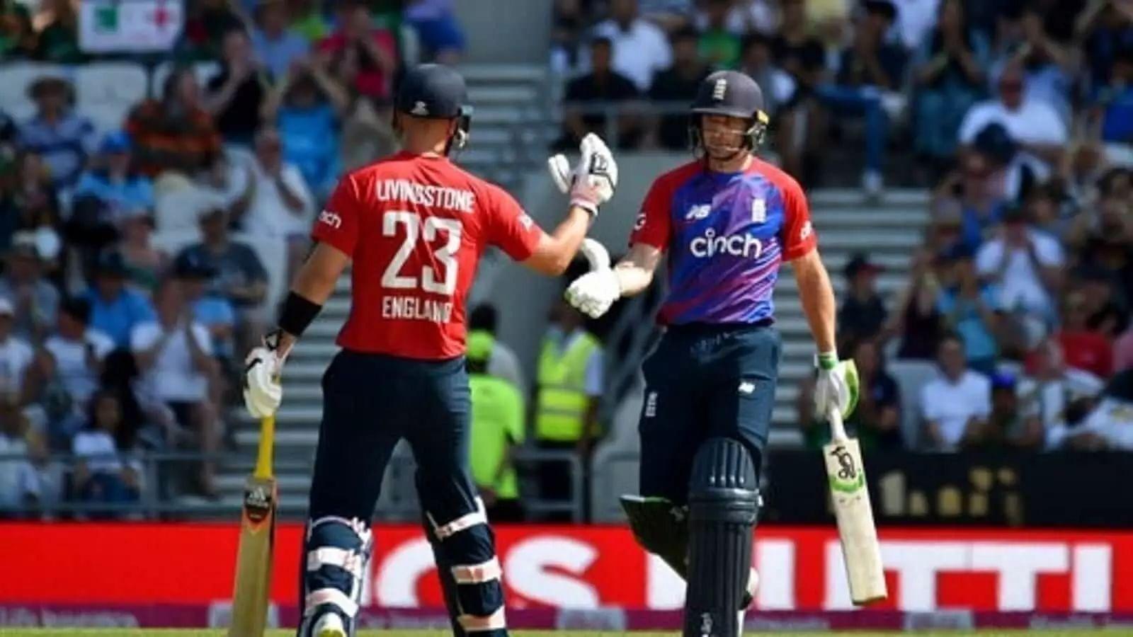 England beat Pakistan to level T20 series