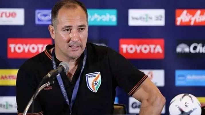 Igor Stimacs contract extended