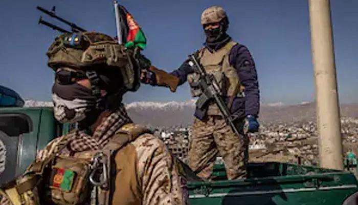 Afghan forces recapture district in Samangan province