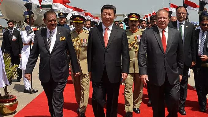 China sacks thousands of Pakistan workers from CPEC site