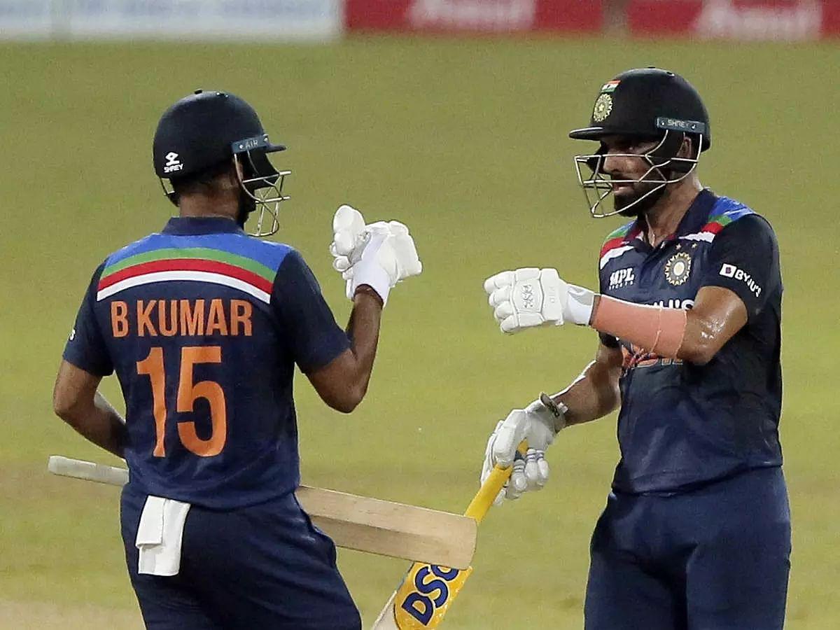 India seal ODI series vs Sri Lanka