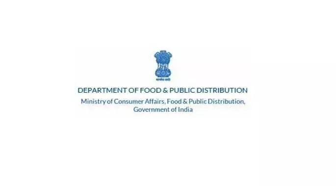 Department of Food & Public Distribution