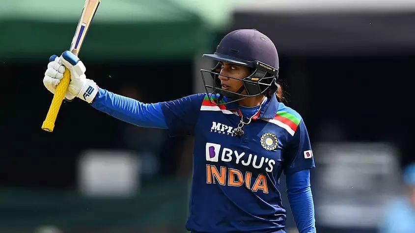 Mithali Raj back to top spot