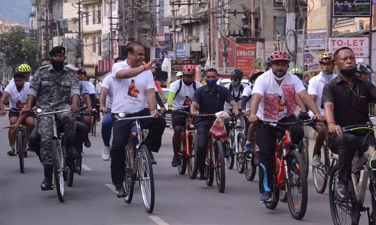 Assam CM Sarma Launches Good Will Campaign Dedicated to Boxer Lovlina Borgohain Ahead of Tokyo Olympics