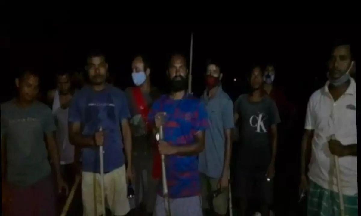 Black Man Giving Sleepless Nights in Bongaigaon, Assam