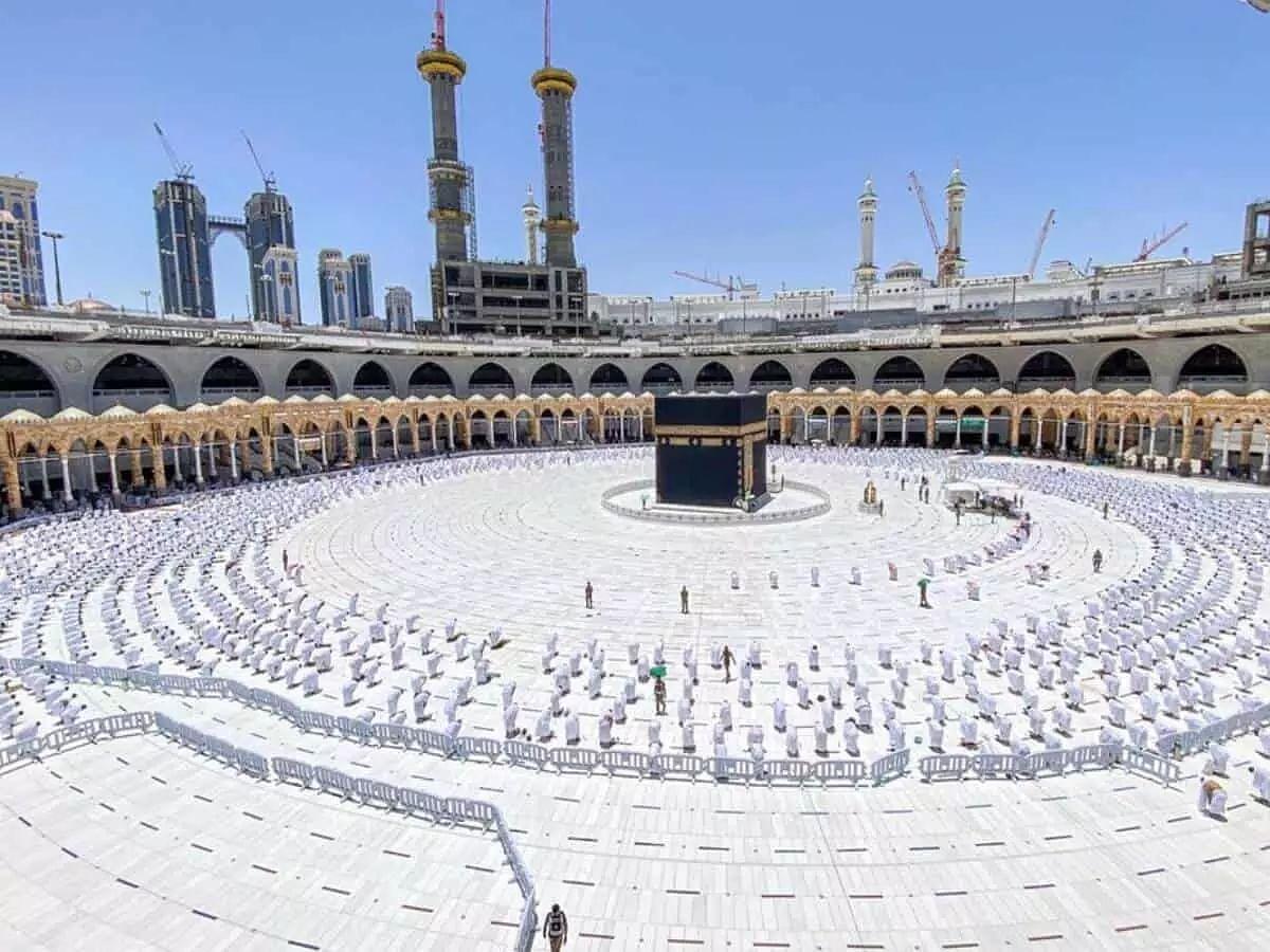 Saudi Arabia announces Hajj season free from COVID-19