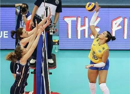 Brazil begin brightly in volleyball