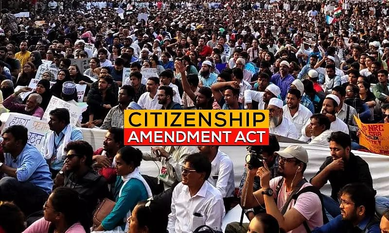 Centre Seeks Extension for Framing Citizenship Law Rules Till January 2022
