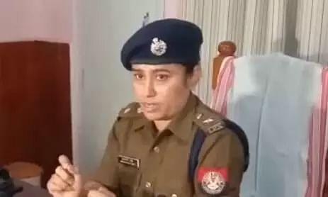 Amidst Mizoram Border Row Ramandeep Kaur Takes Charge as New Cachar SP