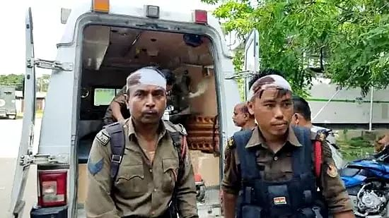 Assam Police Announces Rs 5 Lakh Reward for Info on Individuals Involved in Killing of Police Personnel