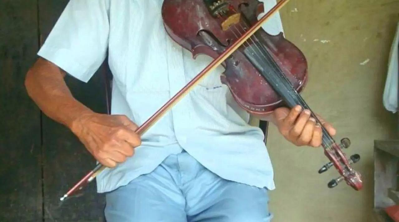 Sisir Kumar Suni, the unsung octogerian music maestro of undivided Darrang