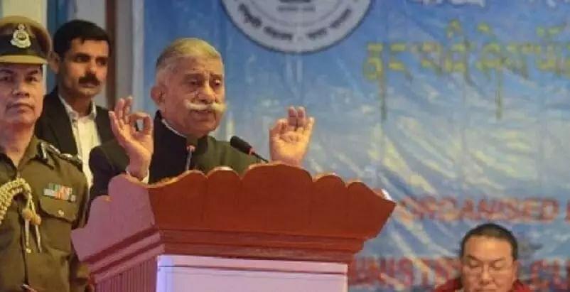 B.D. Mishra