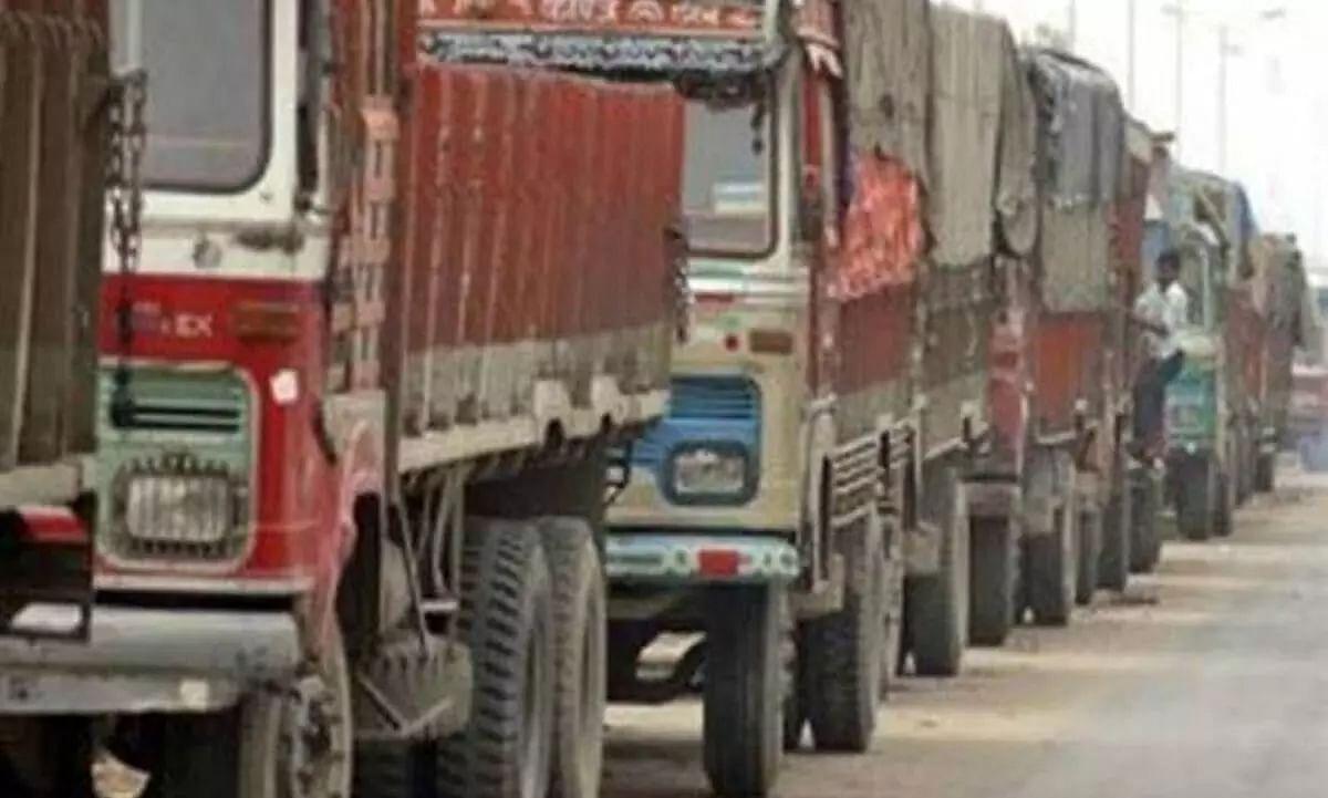 Tripura, Manipur Routes Helps Mizoram Overcome Economic Blockade Bypasses Assam