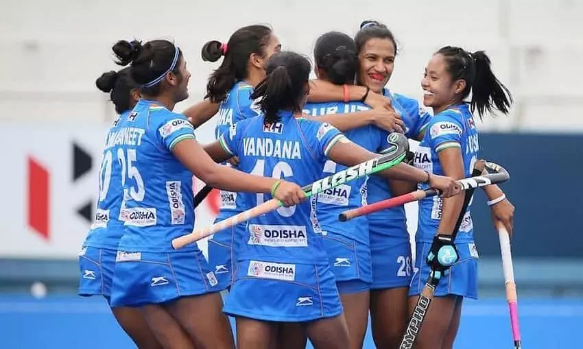 Tokyo Olympics 2020: India Beats South Africa in Womens Hockey, Marches into Quarter-Finals
