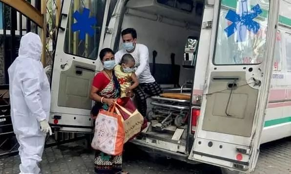 Assam Among 10 States Showing Upsurge in COVID Cases, Private Hospitals Directed to Put Up PSA Plants