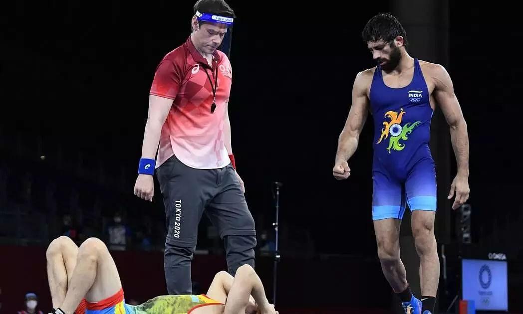 Tokyo Olympics 2020: Ravi Dahiya Enters Final in Mens Wrestling, Assam CM Lauds Feat