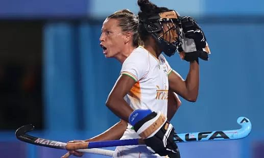 Team India Loses Against Argentina in Womens Hockey Semi-Finals in Olympics