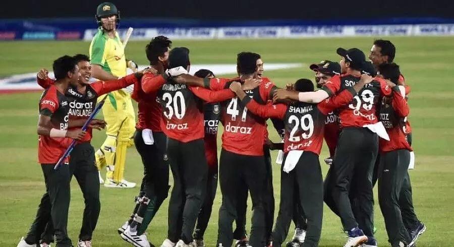 Bangladesh seal first series win over Australia