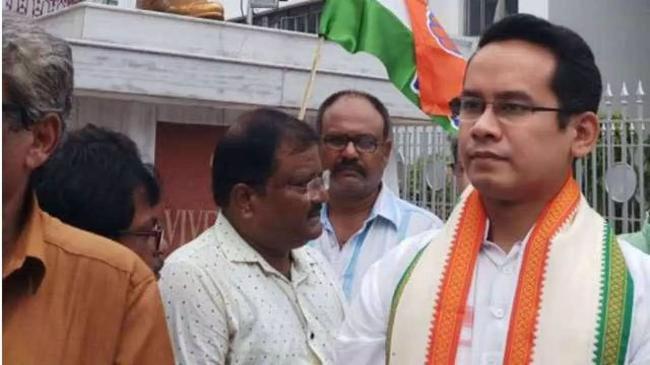MP Gaurav Gogoi Appointed as Leader of New Congress Committee in Bodoland Territorial Region