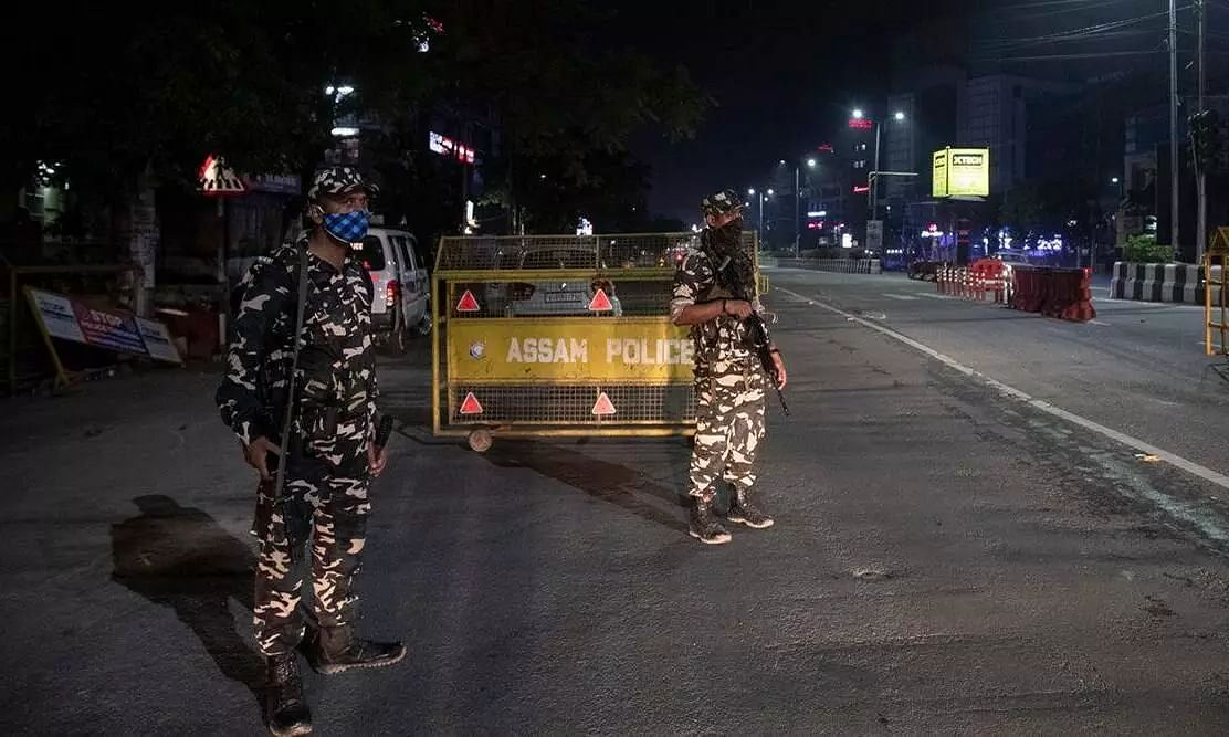 Assam Govt Issues Revised SOP, Curfew Time From 6 PM to 5 AM Across State