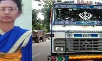 Tragic Road Accident Kills Baksa BJP Vice President Jaminee Swargiary