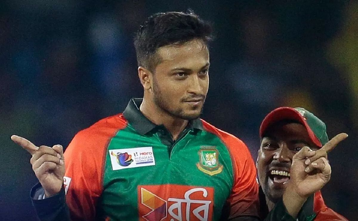 Motivated to beat Australia as we dont play much: Shakib Al Hasan