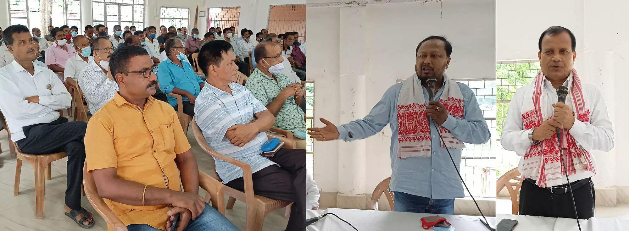 Assam Movement