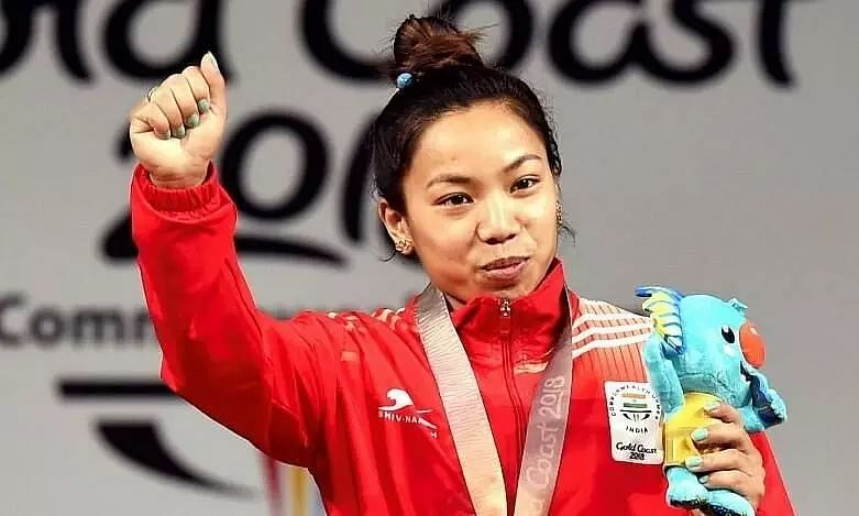 Seuti Films Registers Title For Biopic on Olympic medalist Mirabai Chanu