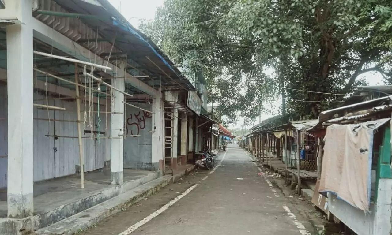 Shutdown in Kanchanpur over resettlement of Tripura tribals