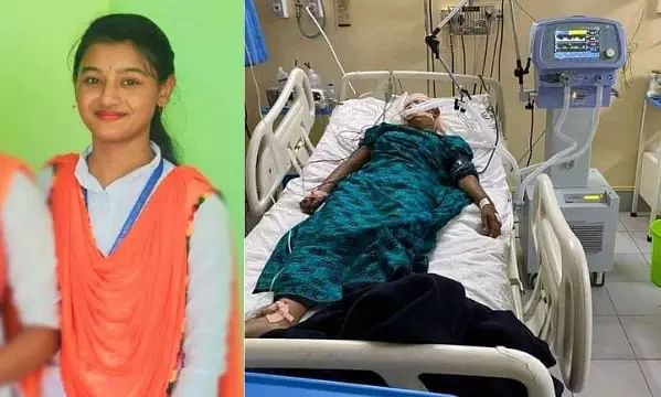Dhakuakhana College Girl Who Was Attacked with Machete Passes Away