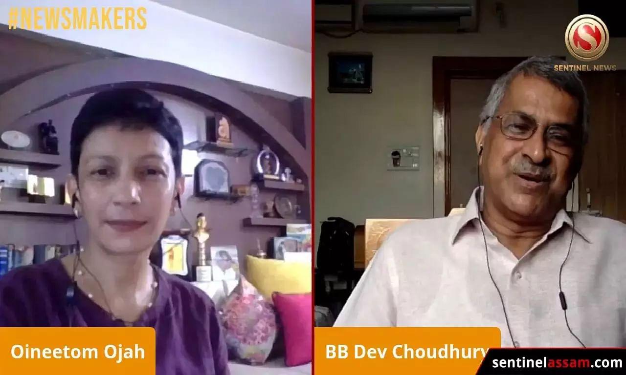 #NewsMakers: Bharat Bhushan Dev Choudhury, Sec. General Administration, Gov. of Assam, Dispur