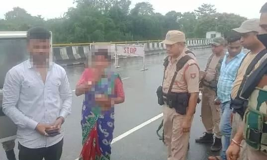 Assam Police Saves Man from Committing Suicide from Dholla-Sadiya Bridge