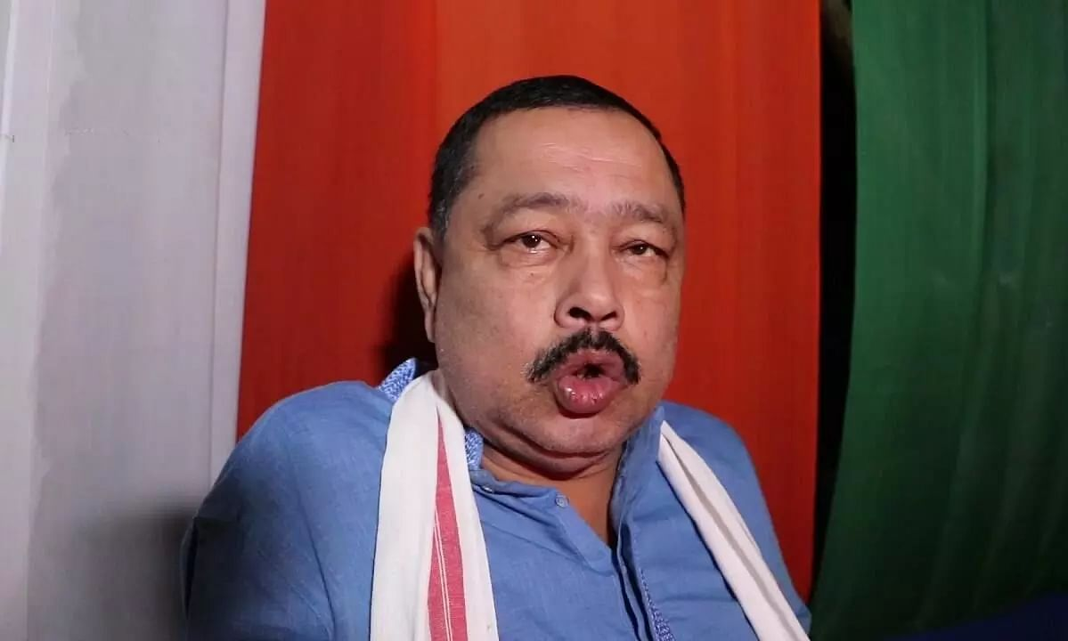 AIUDF MLA Phani Talukdar from Bhabanipur Constituency to Join BJP on Sept 1