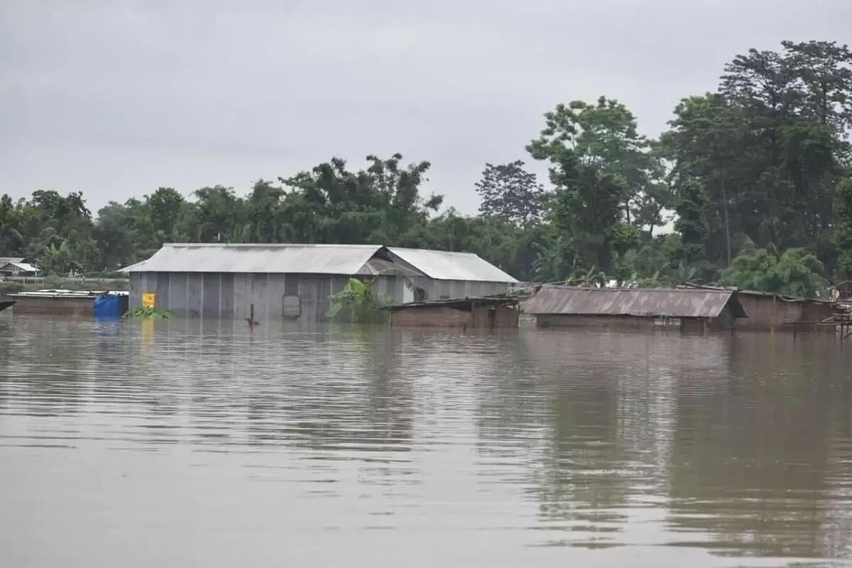 PM Narendra Modi Phones Assam CM, Inquires About Flood Situation