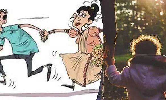 Bizzare! Dhing Woman Elopes 25 Times with Different Men in 10 Years of Her Marriage Life