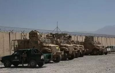 Re-use of US military asset in Afghanistan may lead to proliferation of arms