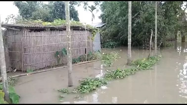 Flood Situation In Assam Improves, 16,000 People Affected
