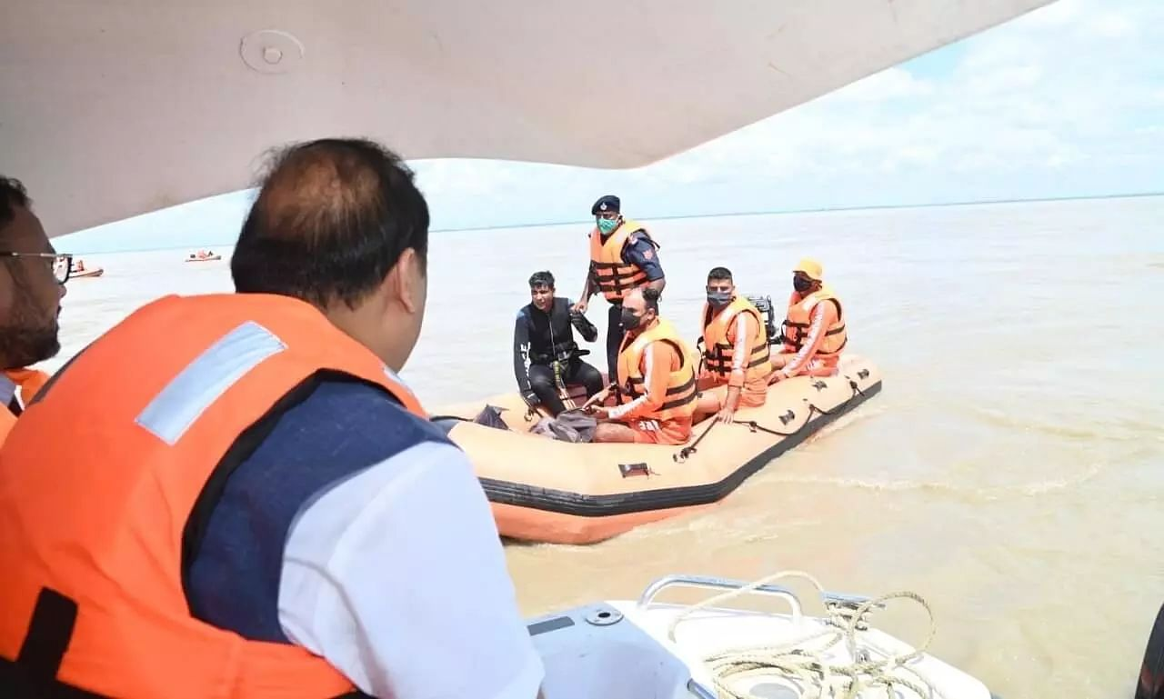 Assam Govt To Provide 10 Lakh Grant, 75% Subsidy For Boat Owners Switching To Marine Engine