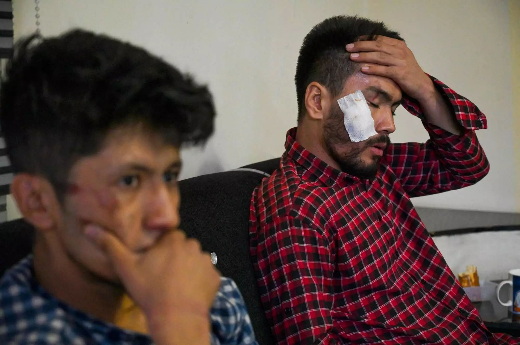 Two Journalists in Afghanistan Beaten Up By Taliban For Covering Womens Protests