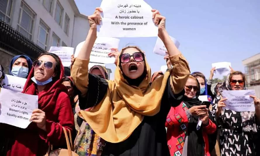 Respect rights of Afghan women