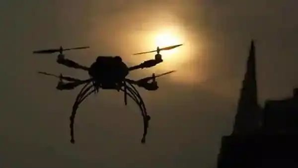 Drones To Be Used To Deliver Vaccines In Northeasts Manipur and Nagaland