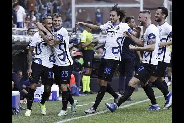 Inter held by Sampdoria, AC Milan beat Lazio