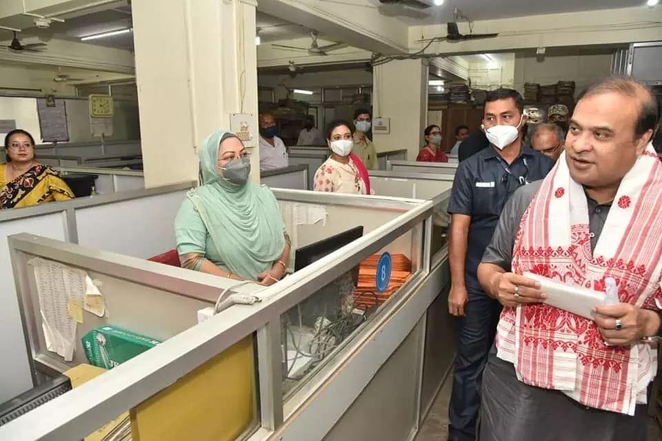 No Delay In Pension says Assam CM Himanta Biswa Sarma