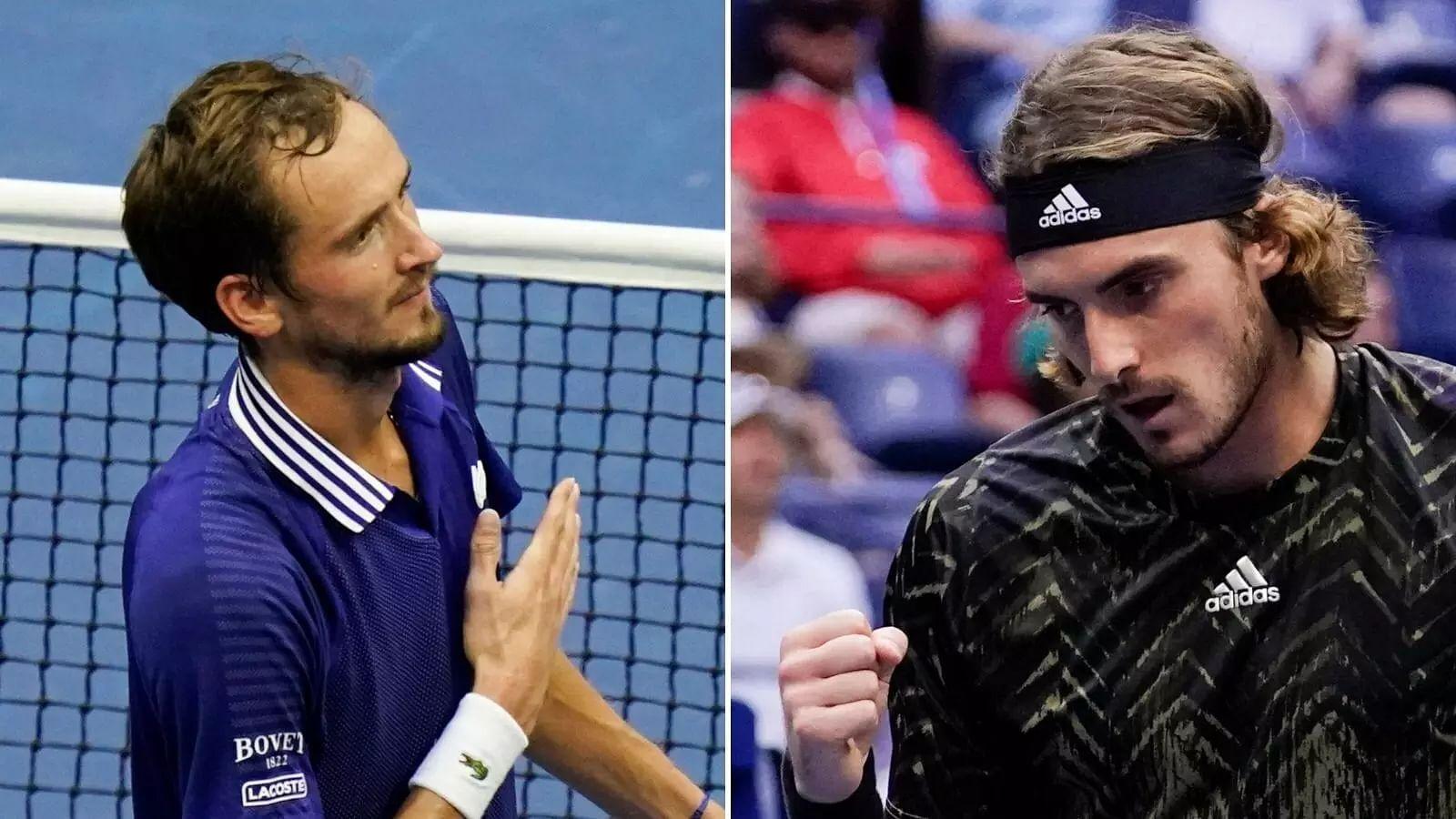 Daniil Medvedev and Greeces Stefanos Tsitsipas qualify for ATP Finals