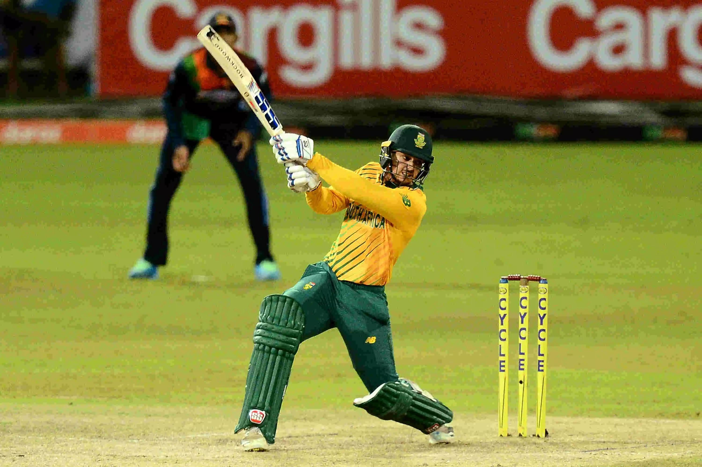 Quinton breaks into top-10 of T20I rankings