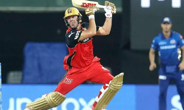 IPL 2021: De Villiers hits ton in RCBs first practice match