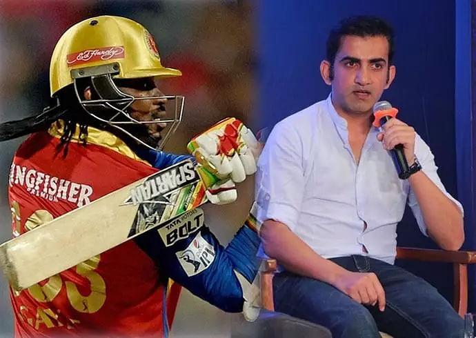 Chris Gayle has to open the batting: Gautam Gambhir