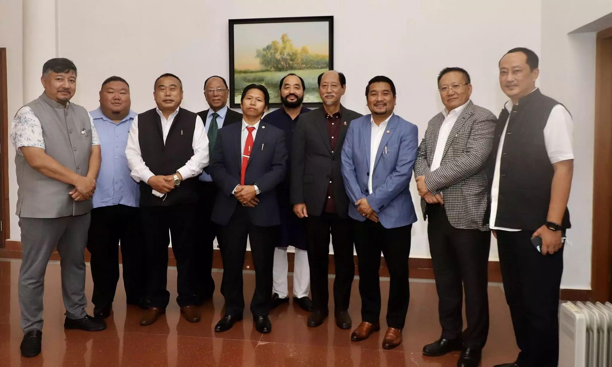 Nagaland Government Declares Itself As Oppositionless, To Be Called United Democratic Alliance