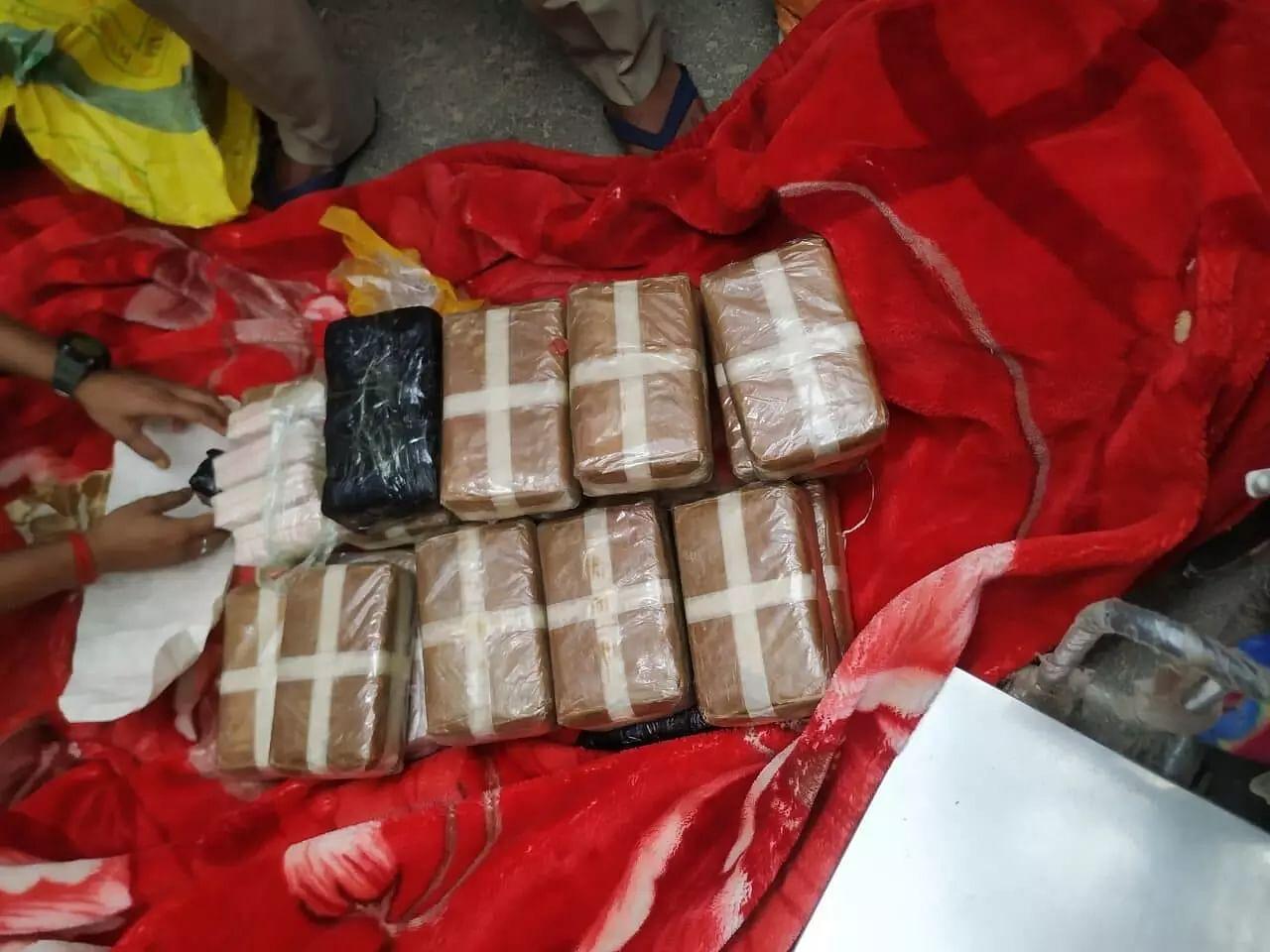 Police In Assam Seized 2.30 Lakhs Yaba Tablets From Karimganj District