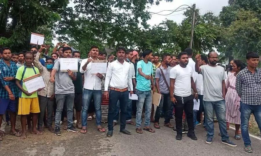 Death Of Assam Teen Girl In Arunachal Pradesh Sparks Tension Along Inter-State Border